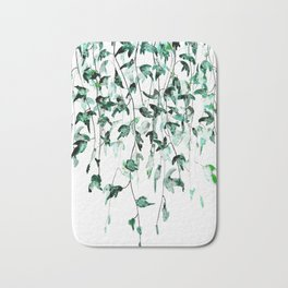 Ivy on the Wall Bath Mat