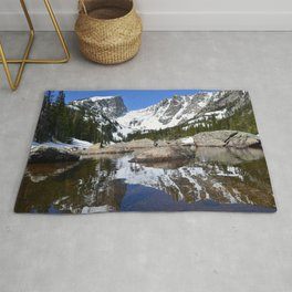 Dream Lake Reflections Rug