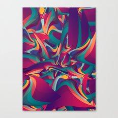 Wrong Past Canvas Print