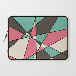 Grunge Stained Glass 3 Laptop Sleeve