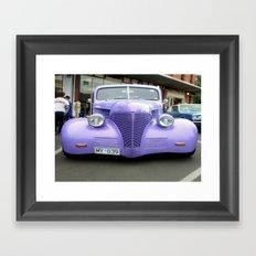 1939 Chevy Framed Art Print