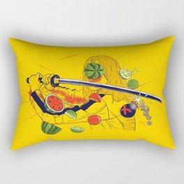 Kill Fruit Rectangular Pillow