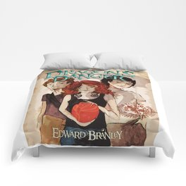 Dragon's Danger Cover Comforters