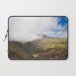Mountain landscape in summer  Laptop Sleeve