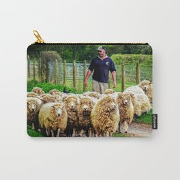 Flock On The Move. Carry-All Pouch