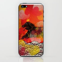 Happy New Year of the Dog iPhone Skin