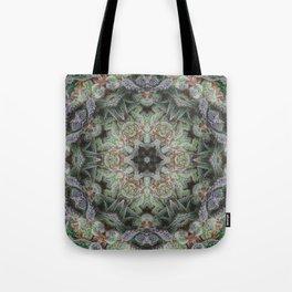 Crystal Wheel Tote Bag