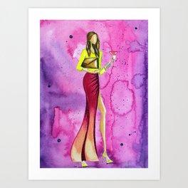 margo Art Print
