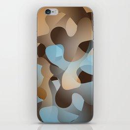 Camo 01 iPhone Skin