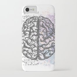 Pastel thoughts... iPhone Case