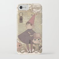 over the garden wall iPhone & iPod Cases featuring Over the Garden Wall by Hamish Steele