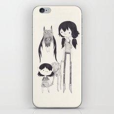 mar  iPhone & iPod Skin
