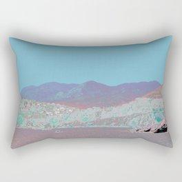 Chromascape 41 (dubrovnik, croatia) Rectangular Pillow