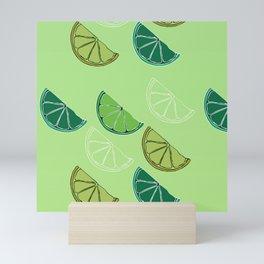 Summer Citrus Mini Art Print