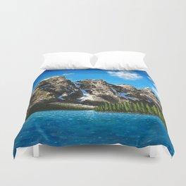 Canadian Vista  Duvet Cover