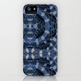 Devil's Tower Snake iPhone Case