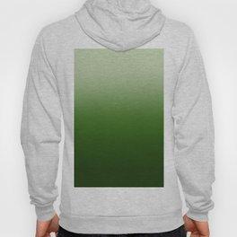 Tropical Green Gradient Hoody
