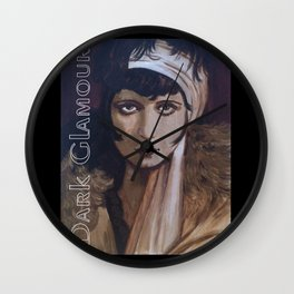 Clara Bow Wall Clock