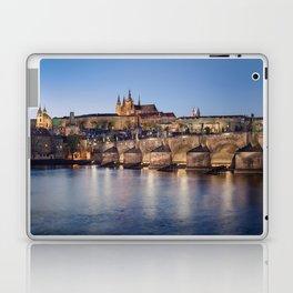 Prague Castle and Charles Bridge Laptop & iPad Skin