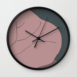 Kneel Wall Clock
