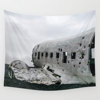 dc Wall Tapestries featuring DC-3 by Alex Tonetti Photography