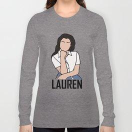 Lauren Jauregui Long Sleeve T-shirt