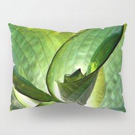 Hosta - Inverted Art Pillow Sham