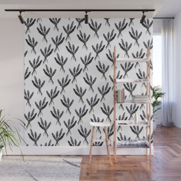 Lavender Pattern - Katrina Niswander Wall Mural