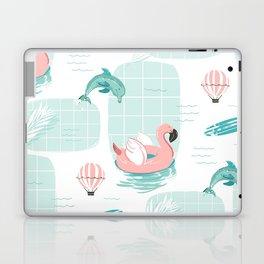 Summer pattern Laptop & iPad Skin