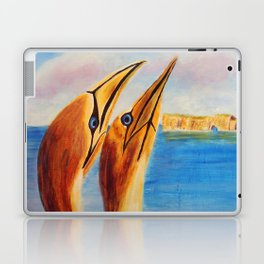 Crasy about her | Fou D'Elle Laptop & iPad Skin