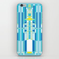 FL Wright Design iPhone Skin