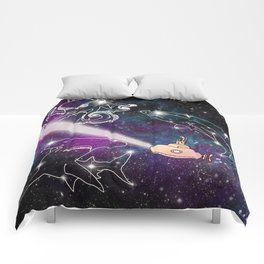 Exploring The Star Fish Constellations Comforters
