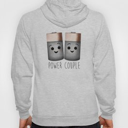 Power Couple | Batteries Hoody