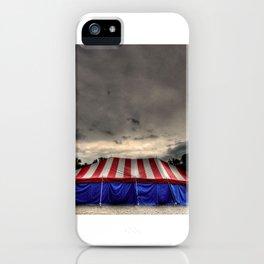 tent iPhone Case