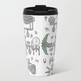 Intergalactic Rendezvous Travel Mug