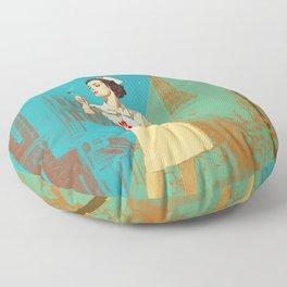 NIGHT NURSE Floor Pillow