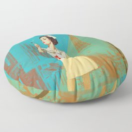 NIGHT NURSE Floor Pillow