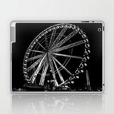 Night Time Ferris Ride Laptop & iPad Skin