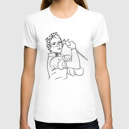 Rosie the Researcher T-shirt