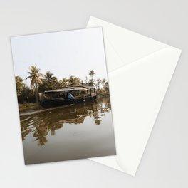 God's Country - Kerala, India Stationery Cards