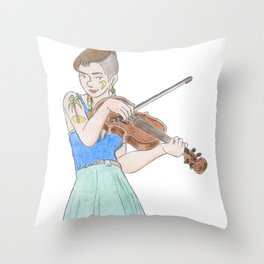 Lillie Mae Throw Pillow