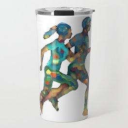 Running Travel Mug