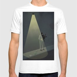 The Way to Jihad - For Modern Psychology Magazine - based on an article about extreme radicalization T-shirt