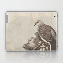 Like to a pair of loving turtle-doves Laptop & iPad Skin