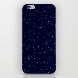 Astres / Stars / Luminary / Night Sky / Stars starry sky iPhone Skin