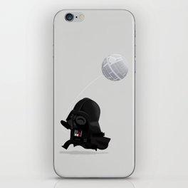 Beware, the Darth Star iPhone Skin