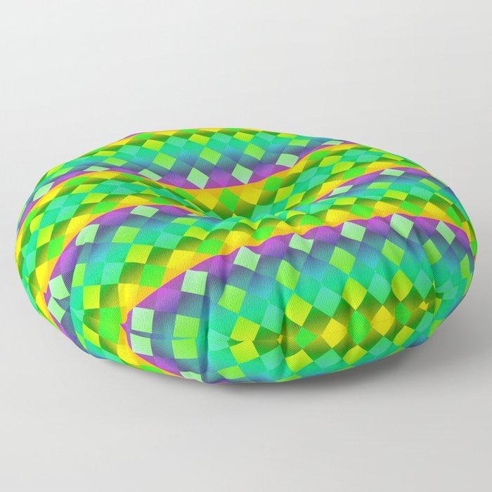 Diamonds Floor Pillow