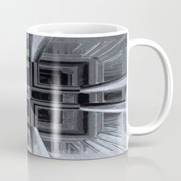 up or down - optical illusion Coffee Mug