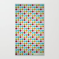 monster inc Canvas Prints featuring Monster POP! by Caribu
