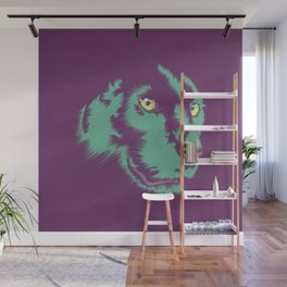 Panther Alt Wall Mural